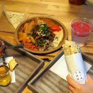 Tahina Wilcza, czyli arabski street food w Warszawie