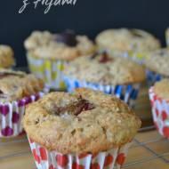 Muffiny ze świeżymi figami...