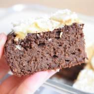 Wegańskie ciasto czekoladowe :)