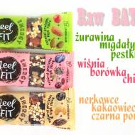Raw batony – feel FIT