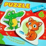Puzzle dla maluszków Alexander - recenzja