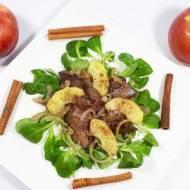 WĄTRÓBKA Z JABŁKAMI I CYNAMONEM (keto, LCHF, paleo, bez glutenu i laktozy)
