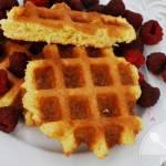 Gofry – śniadanie na słodko dla diabetyka