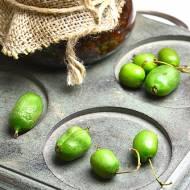 Dżem z kiwi ogrodowego (aktinidii)