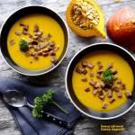 Orientalna zupa dyniowa. Dieta szybka przemiana - faza I i III