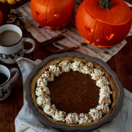 Pumpkin pie - tarta dyniowa