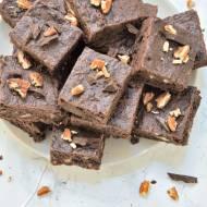 Wegańskie Brownie z Orzechami Pekan