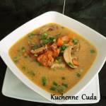 Zupa Tajska z Smażonym Kurczakiem