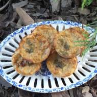 Babeczki ziemniaczane z natką