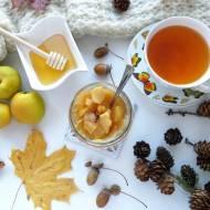 Pigwa do herbaty z imbirem i goździkami – przepis krok po kroku