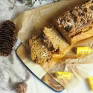 Chlebek dyniowo-bananowy