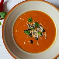 Gęsta zupa dyniowa