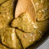 Schab w sosie musztardowym (6 składników)