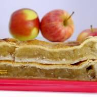 Amerykańska szarlotka - Apple pie