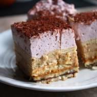 Ciasto balowe - bez pieczenia