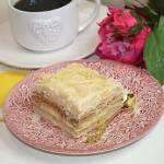 Migdałowiec ciasto bez pieczenia