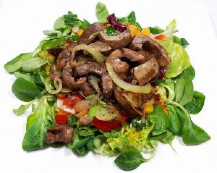 CYNADERKI (NERKI) WIEPRZOWE Z CEBULĄ (keto, LCHF, paleo, bez glutenu i laktozy)