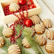 Drożdżowe pierniczki (miękkie) I o tym gdzie tanio kupić prezenty?