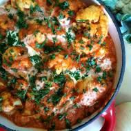 Kalafiorowe curry – nie dość że niskokaloryczne to jeszcze wyjątkowo smaczne.