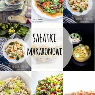 Sałatka makaronowa - 12 przepisów