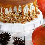 Ciasto dyniowe z solonym karmelem - bez glutenu