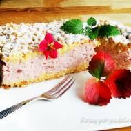 Ciasto jogurtowo-truskawkowe – Styropian
