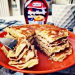 Najlepsze, puszyste pancakes