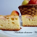Szybkie ciasto na oleju z owocami
