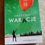Ostatnie Wakacje - recenzja książki...