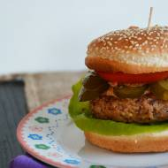 Jak zrobić wegańskiego burgera?