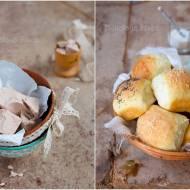 Odrywane bułeczki maślane / Break-off butter buns