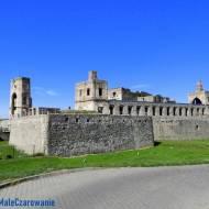 Ruiny rezydencji pałacowej - Zamek Krzyżtopór w Ujeździe