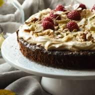 Ciasto orzechowo – imbirowe