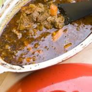 kuchnia abchaska - gulasz z wołowiny