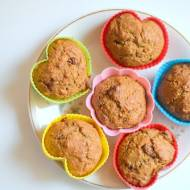 Bezglutenowe muffinki marchewkowe :)