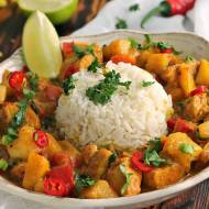 Curry indyjskie z mango