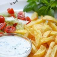 Frytki – najlepszy przepis na chrupiące frytki!