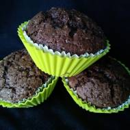 Muffinki czekoladowe z chilli