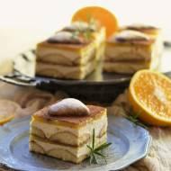 Pomarańczowiec z nutą piernika- bez pieczenia