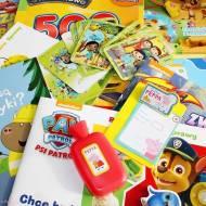 Publikacje dla dzieci z ich ulubionymi bohaterami od Media Service Zawada - recenzja