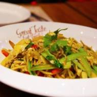 Spaghetti po azjatycku