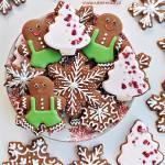 Dekorowanie Świątecznych Pierniczków Część 2