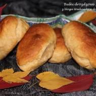 Bułki z biboszem w listopadowej piekarni