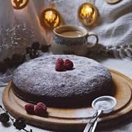 Kladdkaka - błotniste ciasto czekoladowe ze Szwecji