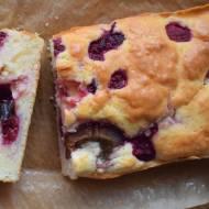 Przepis #187 Ucierane ciasto  z owocami  - bezglutenowe