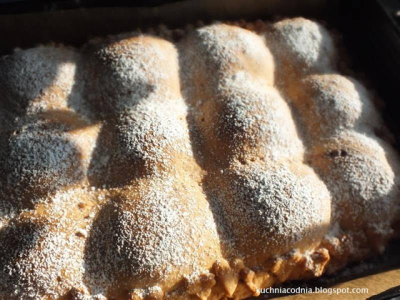 Ciasto jabłkowe na Święta