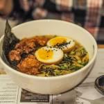 Restauracja Menya Musashi – ramen w Blue City