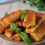 Smażone tostowe ruloniki