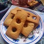 Szybkie kruche ciasteczka