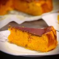 Ciasto dyniowo- pomarańczowe Paleo, Keto